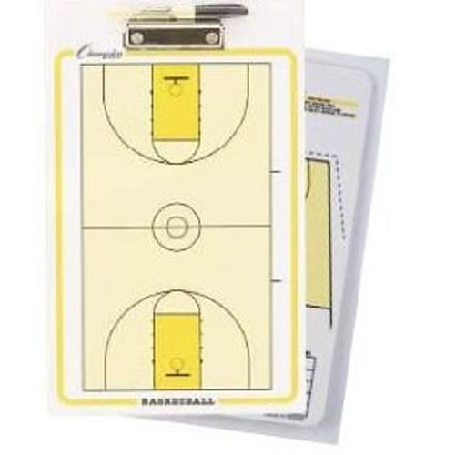 Dry Erase Basketball Clipboard