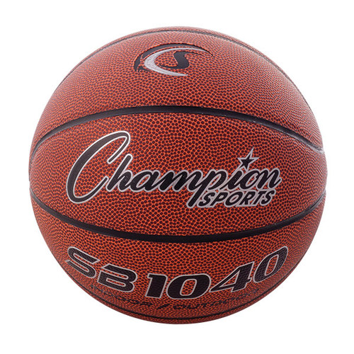 Champion Composite Leather Basketball