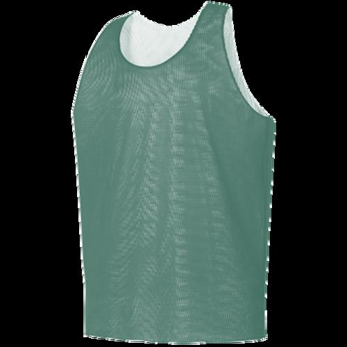 Custom Reversible Mesh Tank: Narrow Shoulder