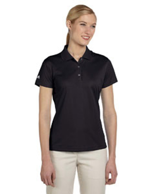 Adidas Climalite Polo Shirt: Womens