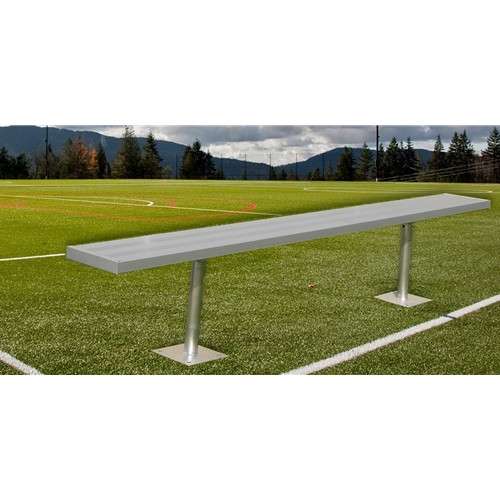 063f5bd3e Gared 21' Surface Mount Bench (w/o back) - DTI Sports