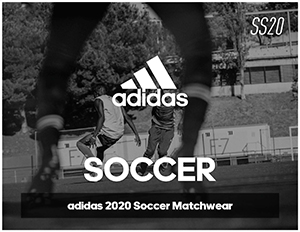 adidas 2020 soccer team catalog