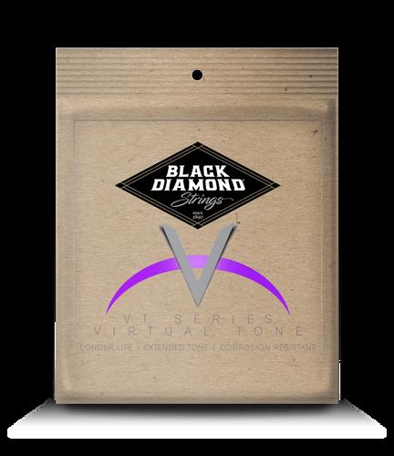 77 Series Mandolin Black Coated Phosphor 92/8