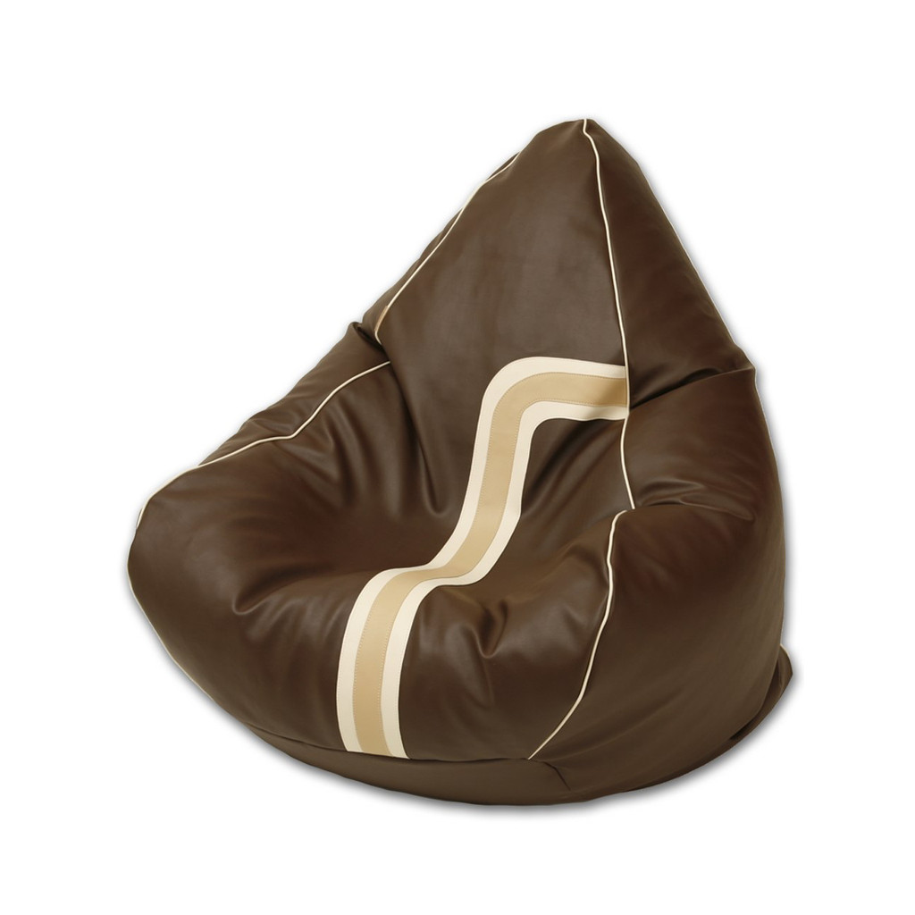 Surf's Up Bean Bag in chocolate