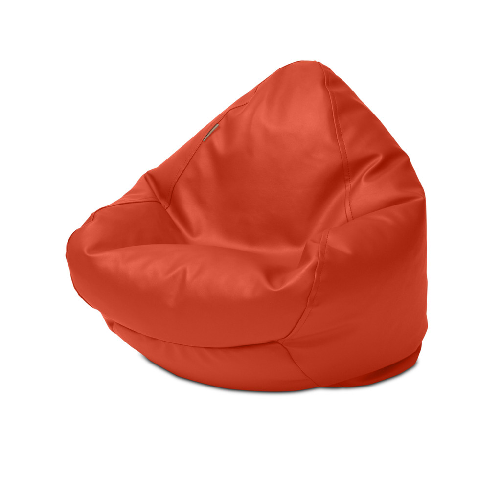 Classic Kids Bean Bag in paprika
