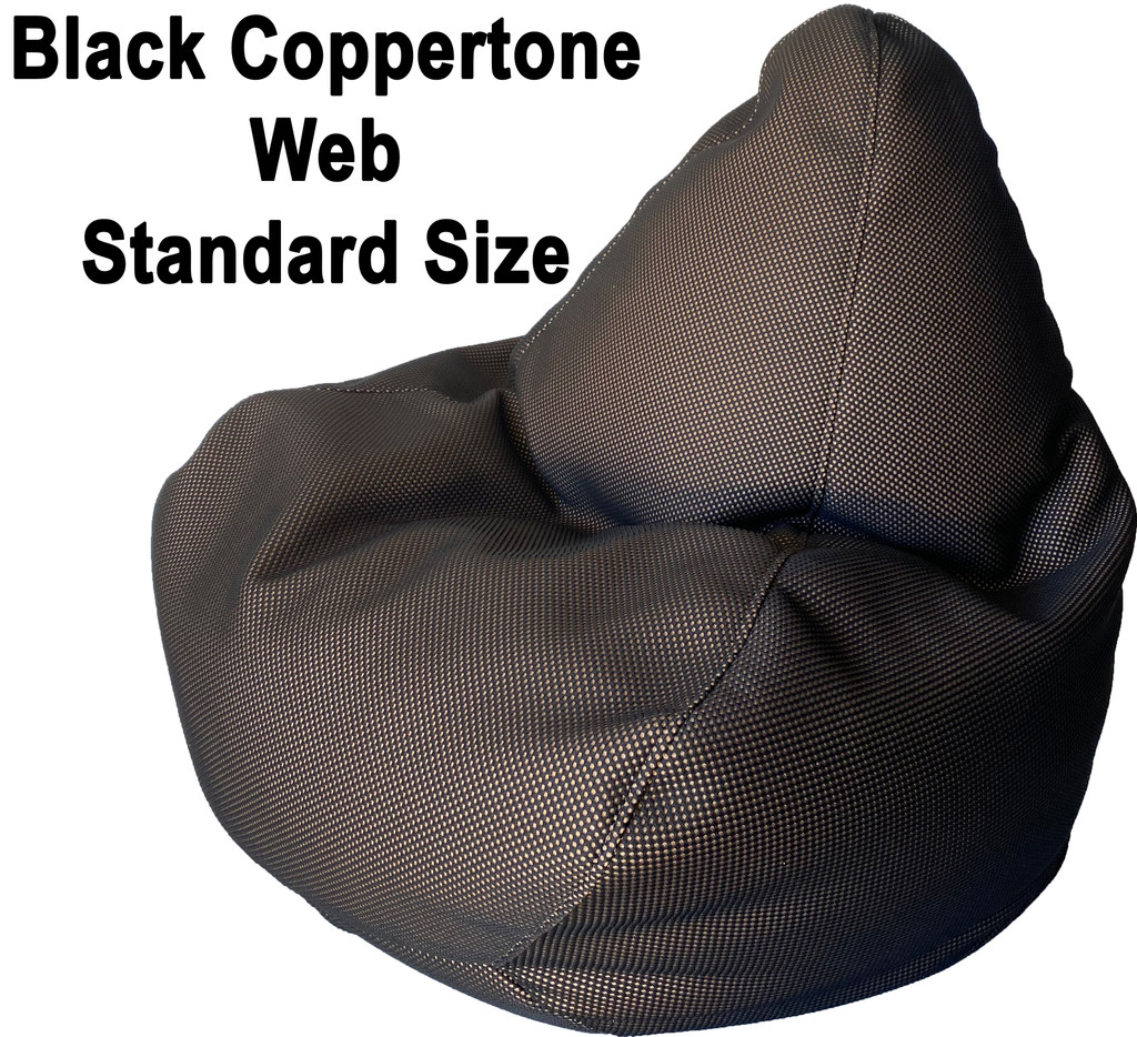 Black Coppertone Web Standard Size