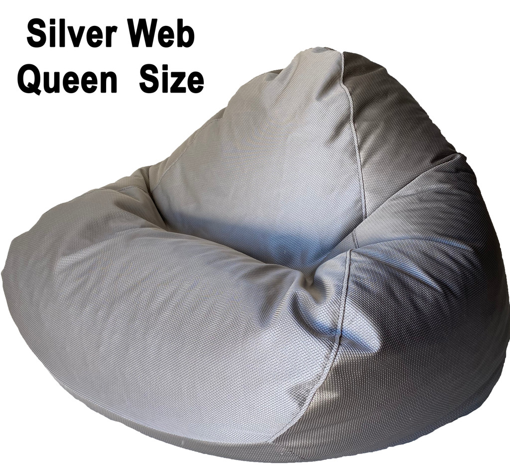 SIlver Web Queen Size