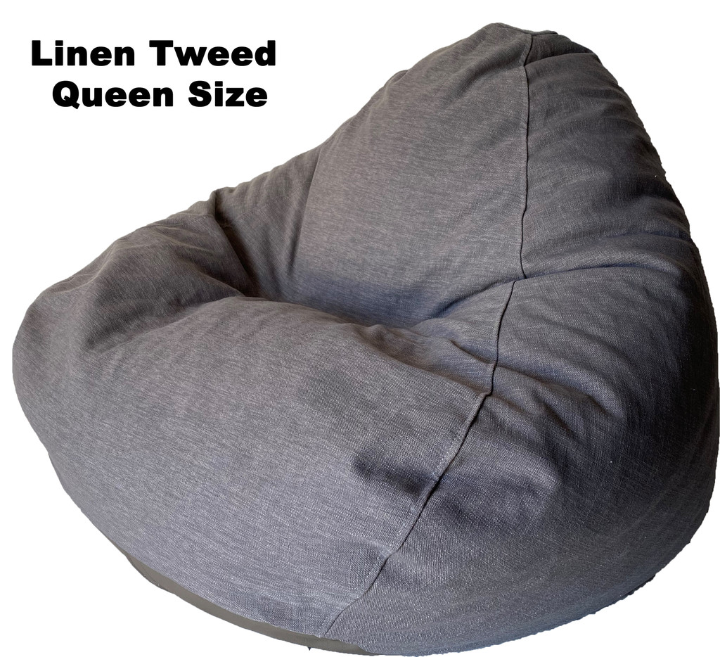 Linen Tweed Queen Size