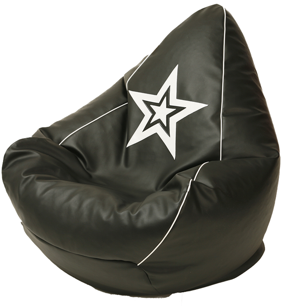 Neo Bean Bag with White Star