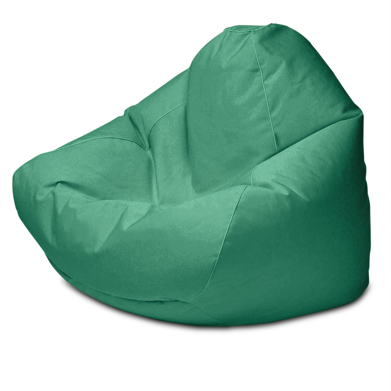 Sunbrella Outdoor Queen Size Bean Bag in seagrass