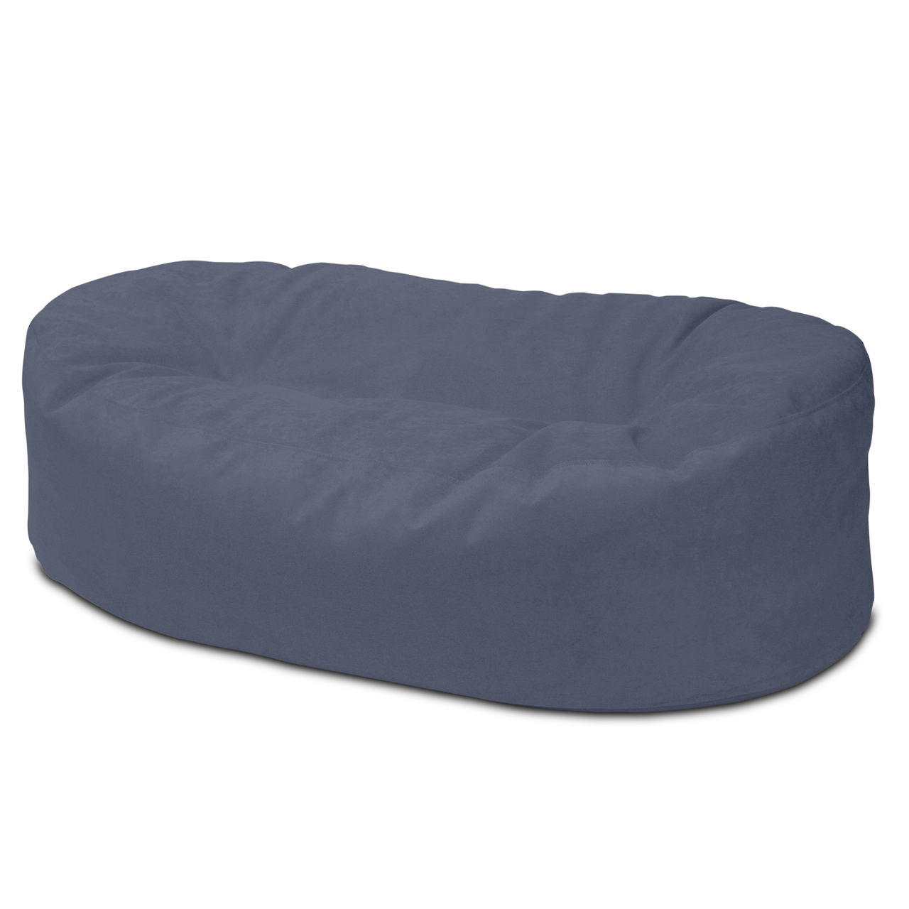 Warwick Macrosuede 2m Couch in storm