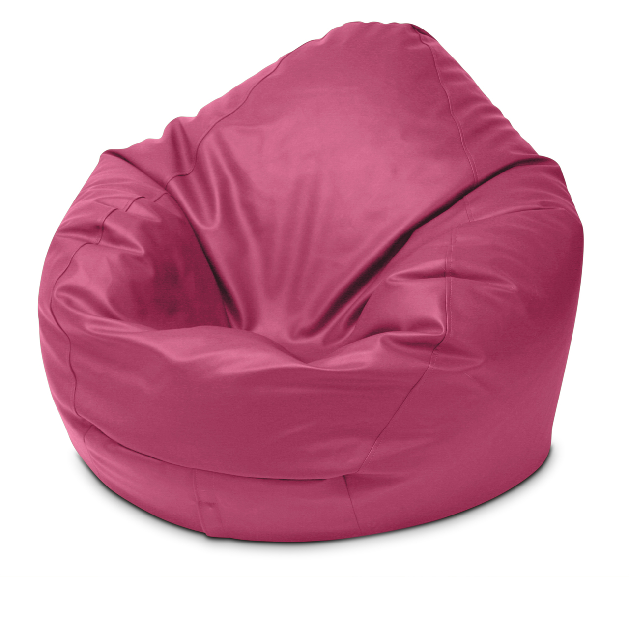 Classic King Size Bean Bag in flamingo
