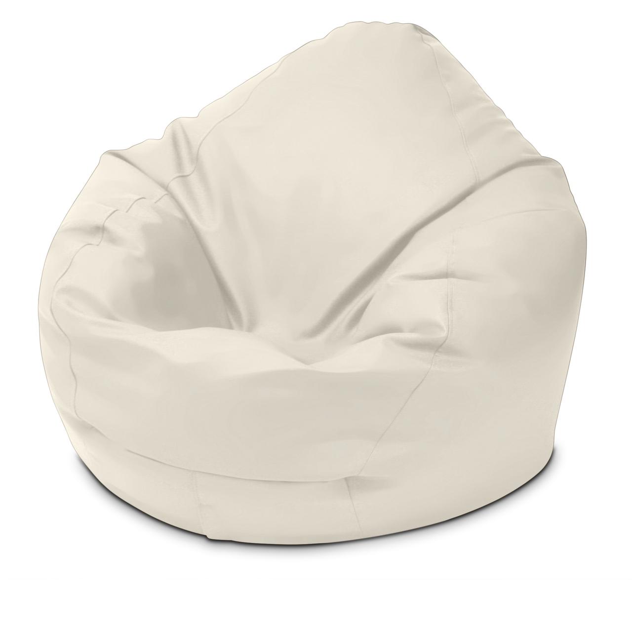 Classic King Size Bean Bag in marshmallow