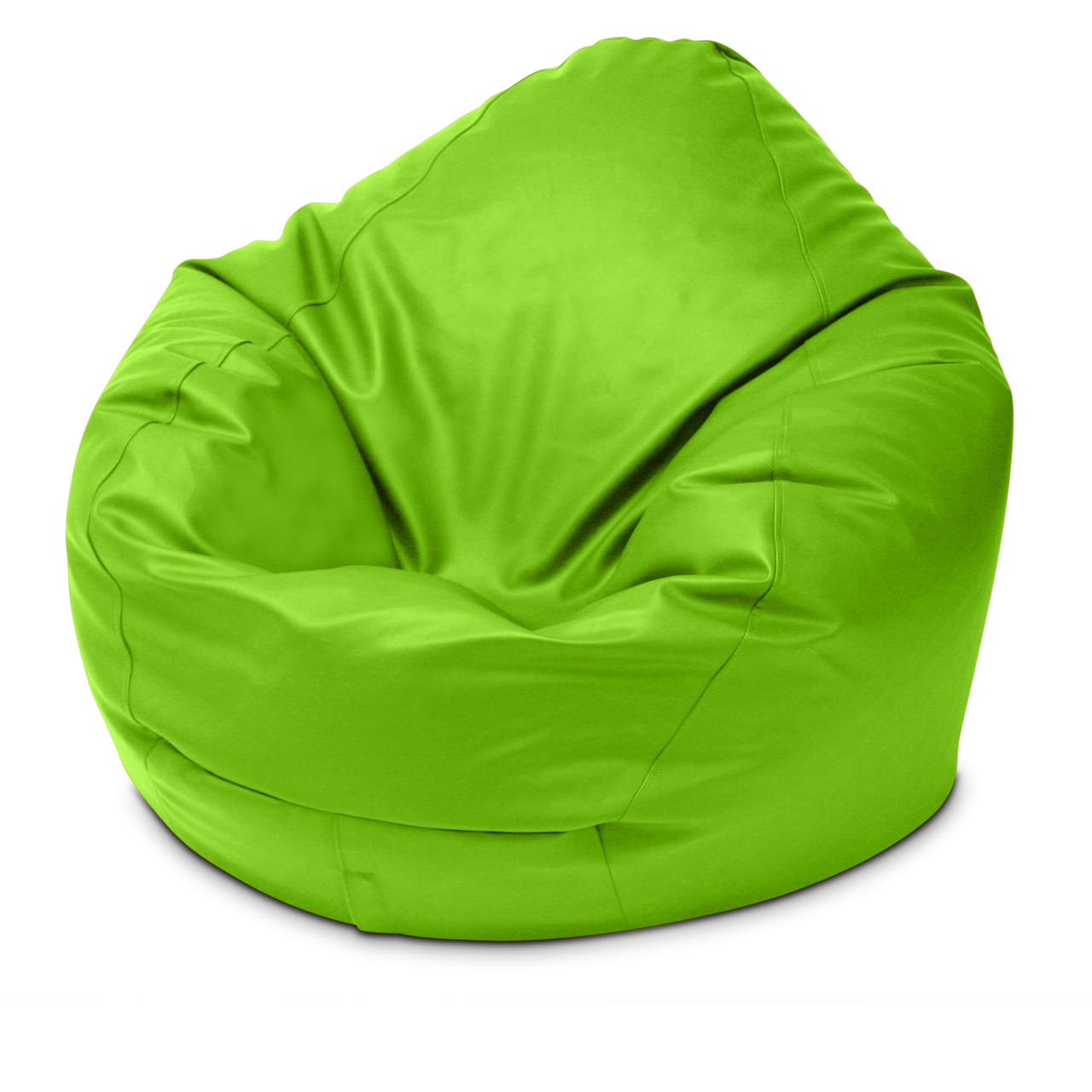 Classic King Size Bean Bag in lime