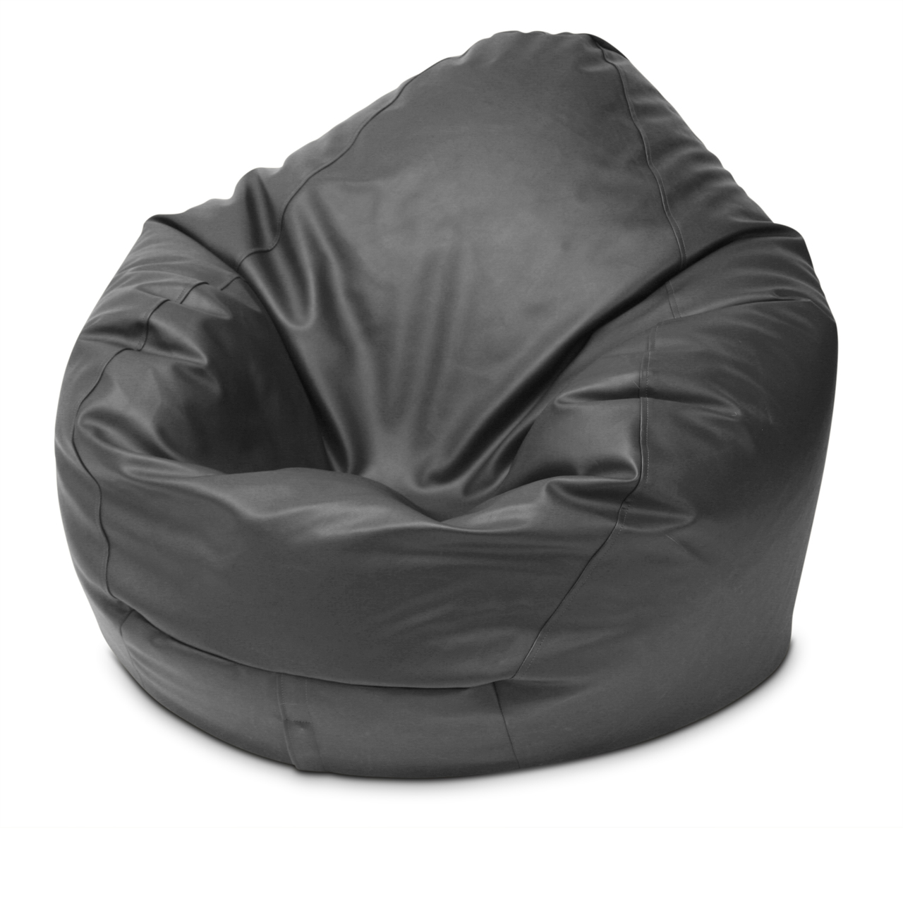 Classic King Size Bean Bag in thunder