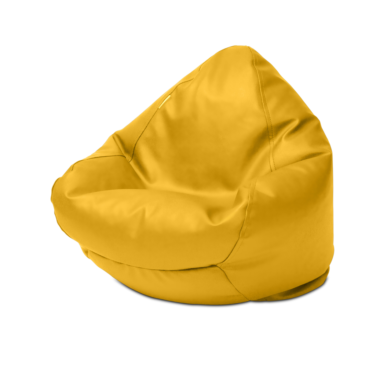 Classic Kids Bean Bag in canary