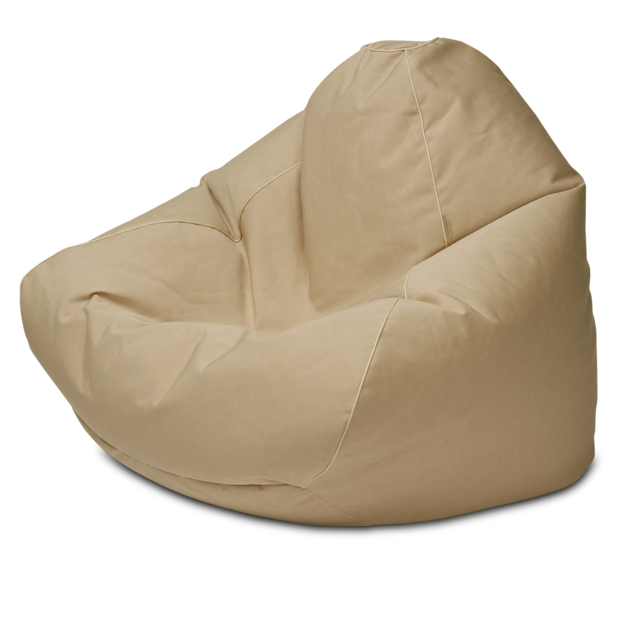 Sunbrella Outdoor Queen Size Bean Bag in linen