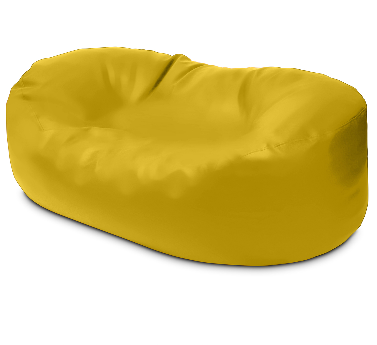 Classic 2m Couch in canary