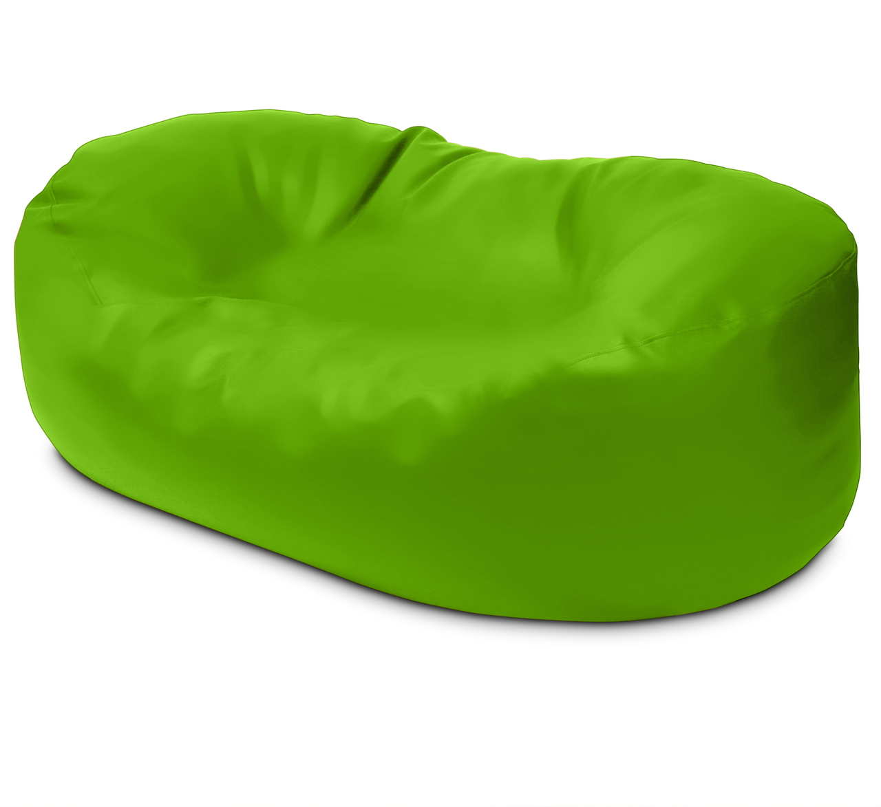 Classic 2m Couch in lime