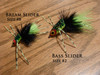 Bass Frog Slider #4 & Panfish Frog Slider #8