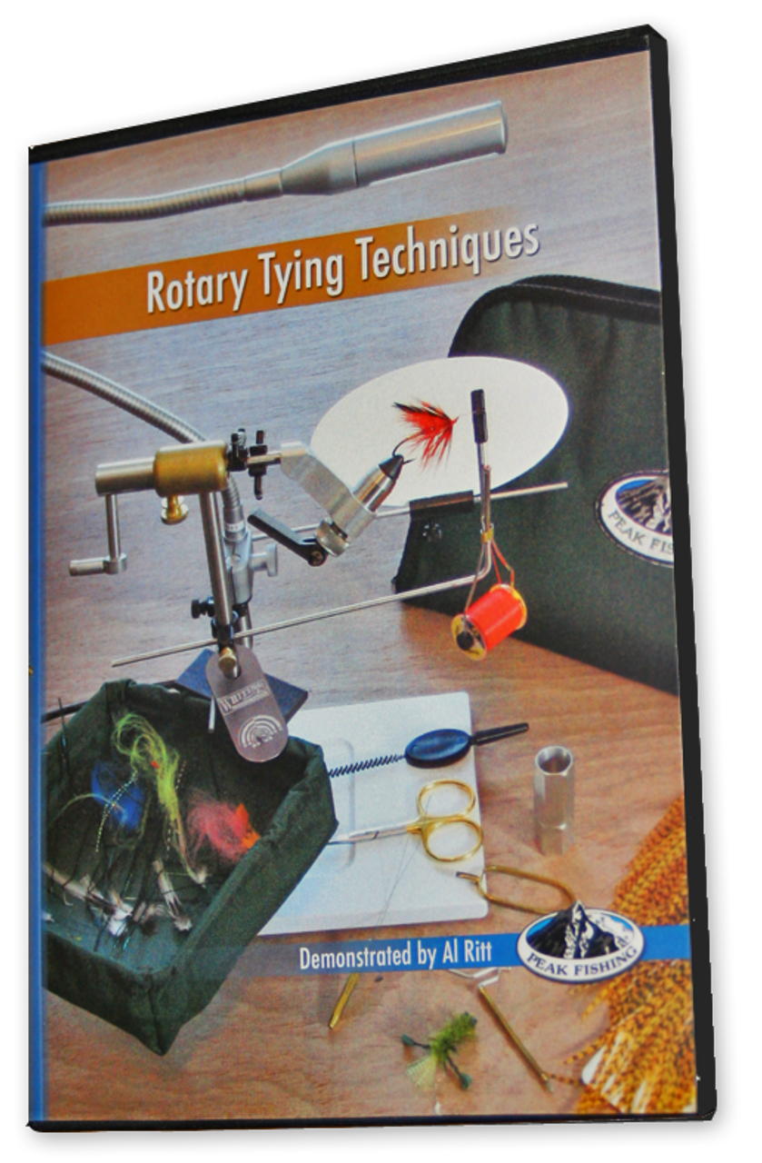 Rotary Tying Techniques - PEAK