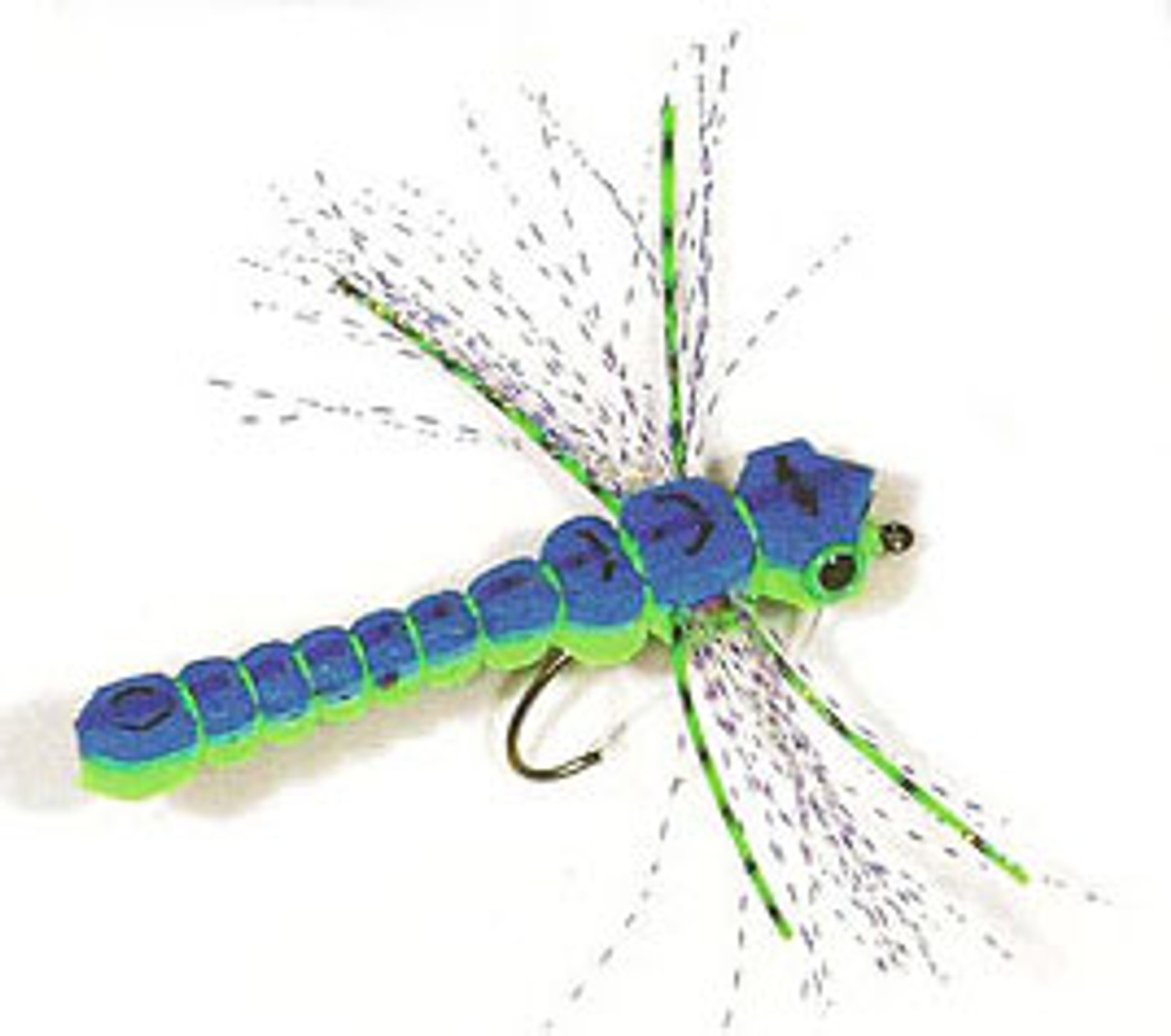Whitlock's Dragonfly Damsel Fly Bodies - 6/pack
