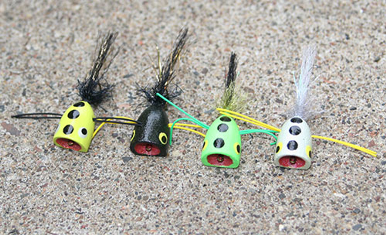 Roadkill Blockhead Poppers 4 Colors 12//pack 3 Sizes