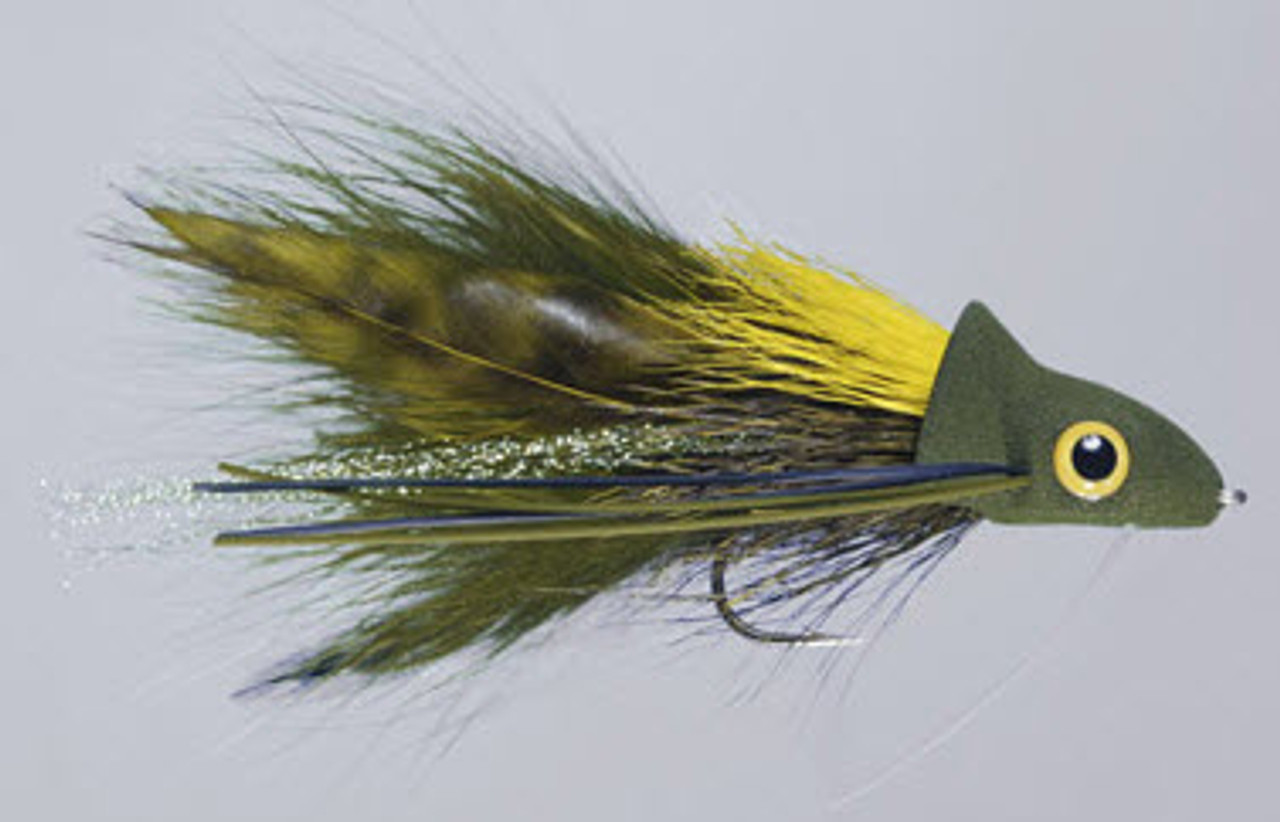 Rainy's Joom Foam Diver Flies - 6 per pack