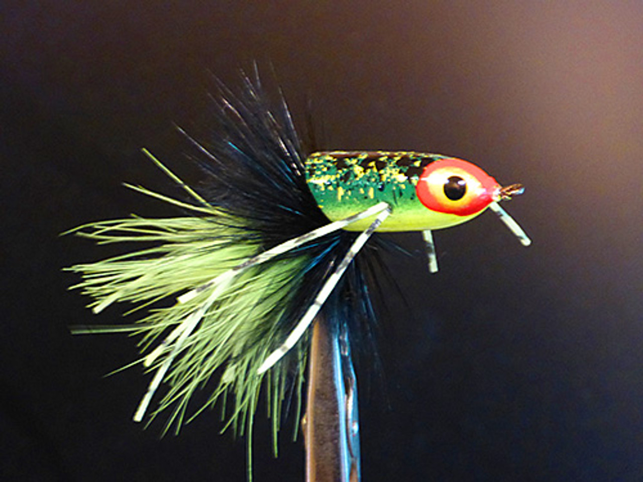 Bass Frog Slider