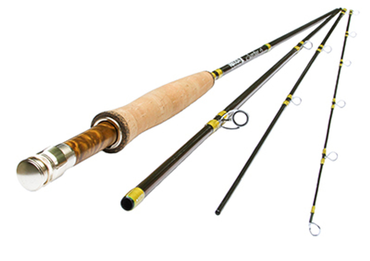 Maxxon Aurelius Graphite Fly Rod - 4 pc