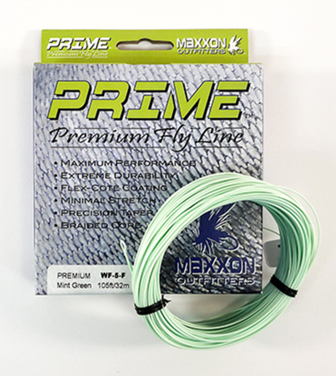 Maxxon Prime Premium Fresh Fly Line