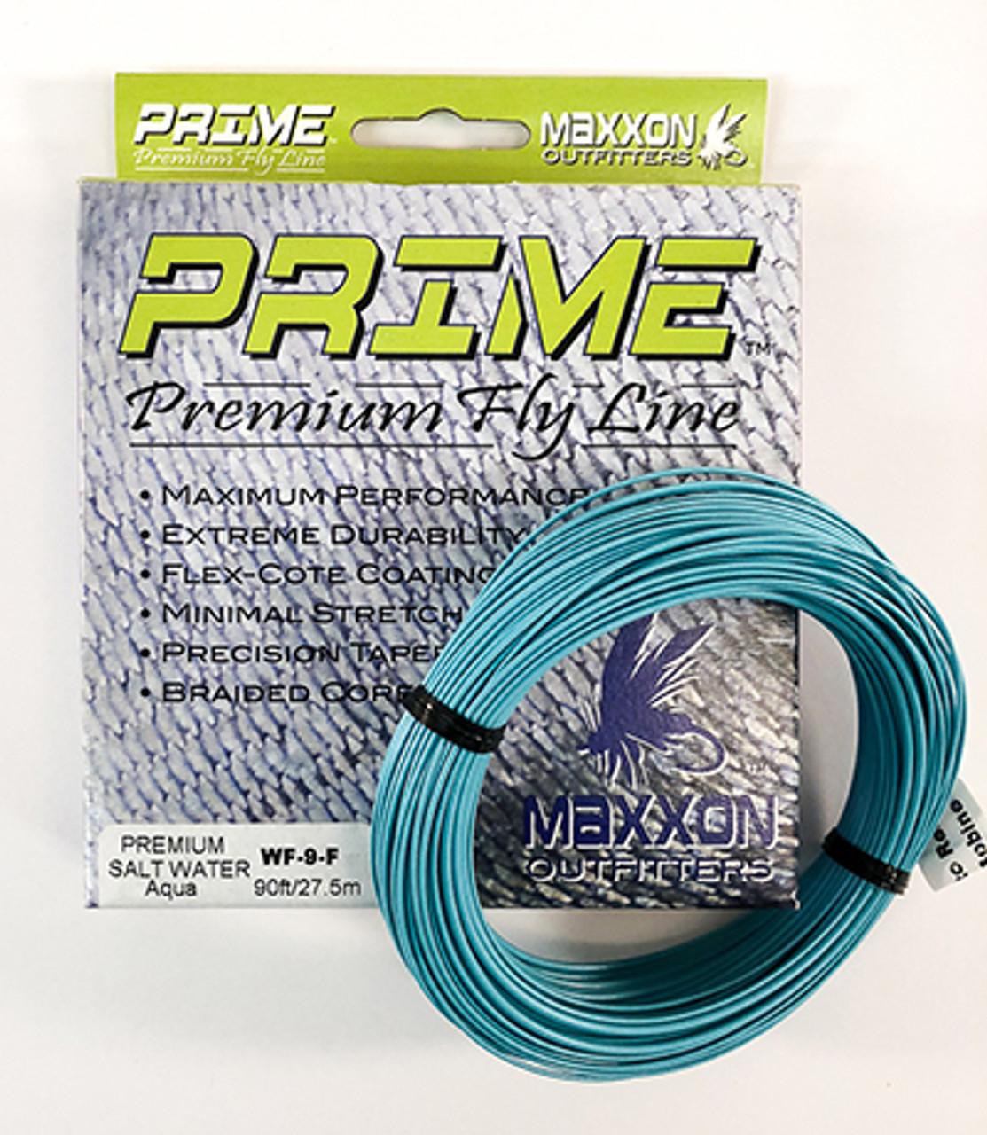 "PRIME PREMIUM ""SALT"" FLY LINE"
