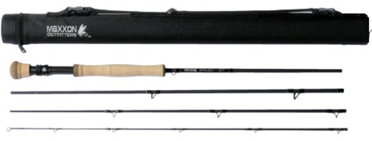 SALISH SALT Fly Rods
