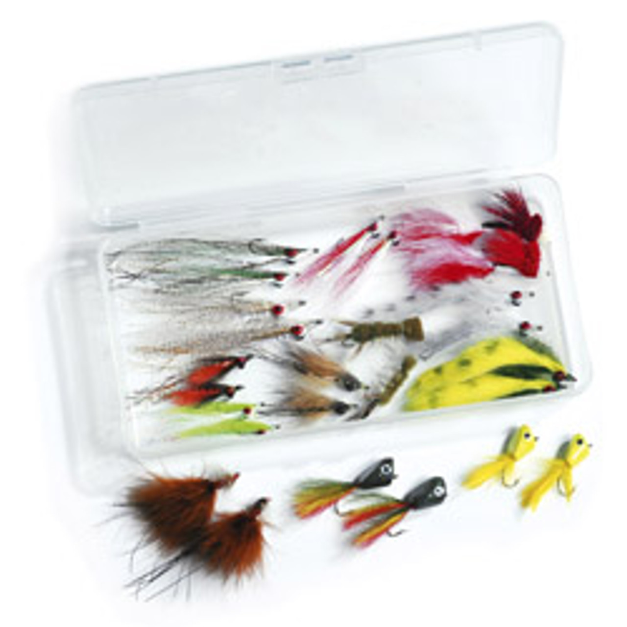 Clouser's Signature Smallmouth Collection | 26 Flies