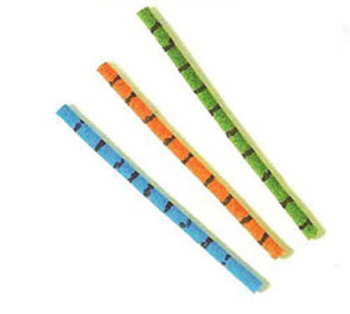 Rainy's Micro Damsel Flies - Lined Bodies 6/pack