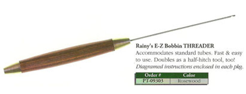Rainy's E-Z Bobbin Threader
