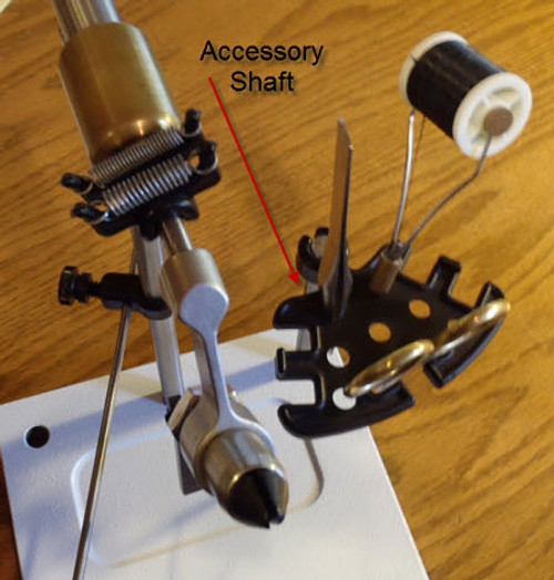 PEAK Accessory Shaft