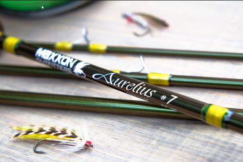 Maxxon Aurelius Graphite Fly Rod - 4 pc