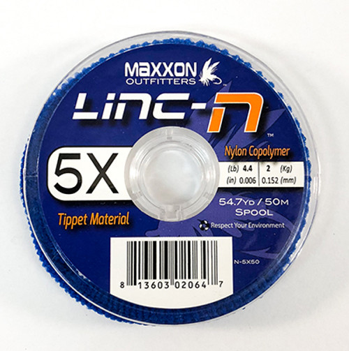 Maxxon Tippet - Nylon