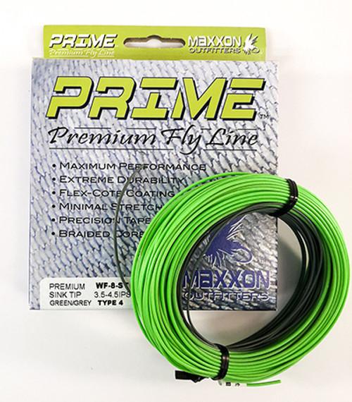 "PRIME PREMIUM ""SINK TIP"" FLY LINE"