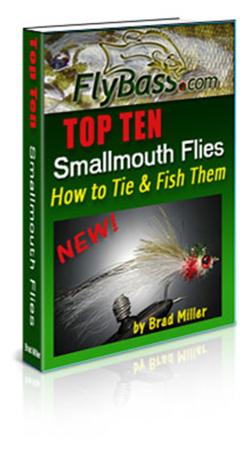 Top Ten Smallmouth Bass Flies - Brad Miller - PDF - PC's, Macs, iPads
