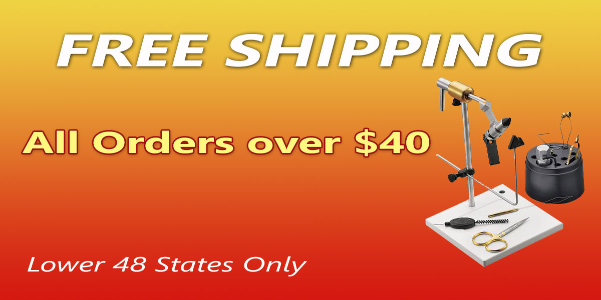 Free Shipping for Purchases over $40.00