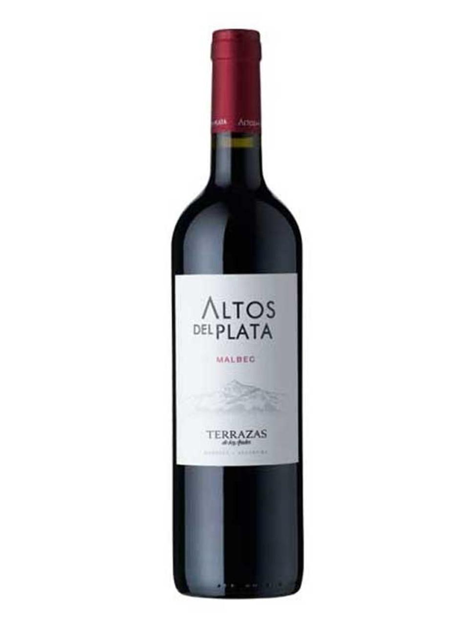 Altos Del Plata Cabernet Sauvignon Terrazas 2017 Vt 750ml