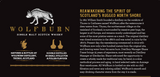 Wolfburn distillery Thurso Single Malt Scotch Whisky
