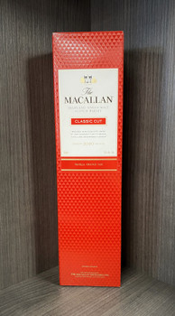 THE MACALLAN CLASSIC CUT  LIMITED 2020 EDITION 750ML
