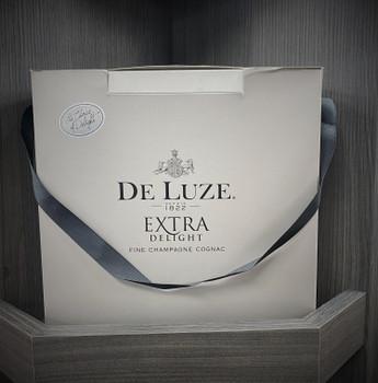 DE LUZE 1822 EXTRA DELIGHT FINE CHAMPAGNE COGNAC 750ML