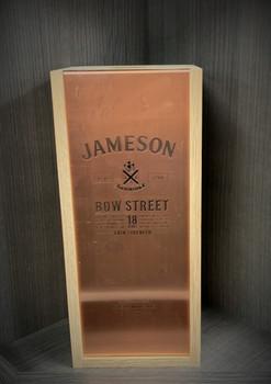 JAMESON BOW STREET 18 YEARS OLD 750ML