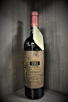 1881 NAPA VALLEY CABERNET SAUVIGNON 2018VT 750ML