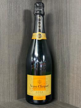 Veuve Clicquot 2012 Vintage Champagne 750 ml