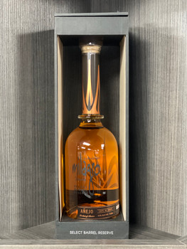 MILAGRO SELECT BARREL RESERVE ANEJO 750 ML